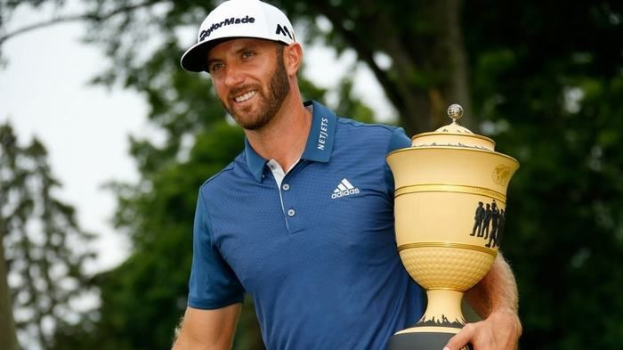 World Golf Championships-Bridgestone Invitational
